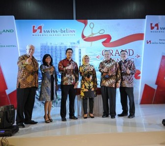 Hotel Swiss-Belinn ModernCikande Banten Resmi Beroperasi