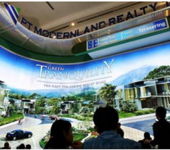 Modernland Realty rombak jajaran direksi
