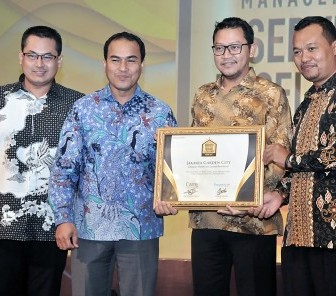 Jakarta Garden City Raih Property Management Service Excellence Award (PMSEA) 2019