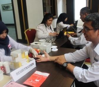 Donor Darah sebagai salah satu program CSR unggulan